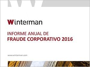 Informe anual de Fraude Corporativo 2016